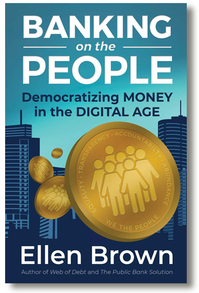 Banking on the People by Ellen Brown - AFLEP