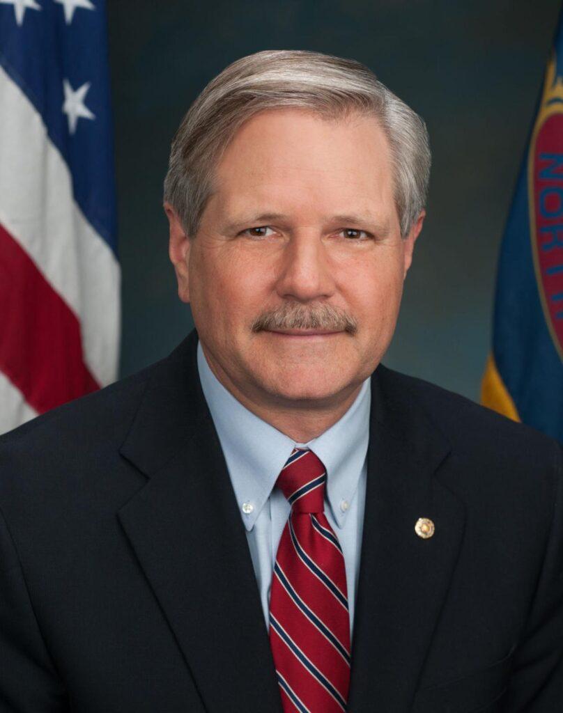 Sen. John Hoeven - aflep.org