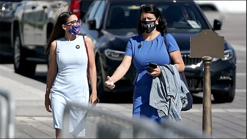Rashida Tlaib and AOC have a proposal for a fairer, greener financial system — public banking
