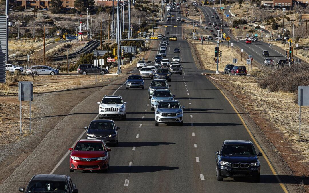 Report: Condition of New Mexico roads 'a complete disaster'