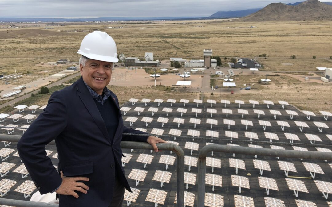 'Watershed moment' as NM gears for clean energy transition